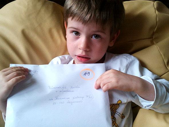 Pośród rodziny i znajomych zebraliśmy 149 podpisów pod akcją o ogólnopolskie referendum.